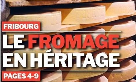 Découvrez l'article du Microjournal au sujet de notre laiterie